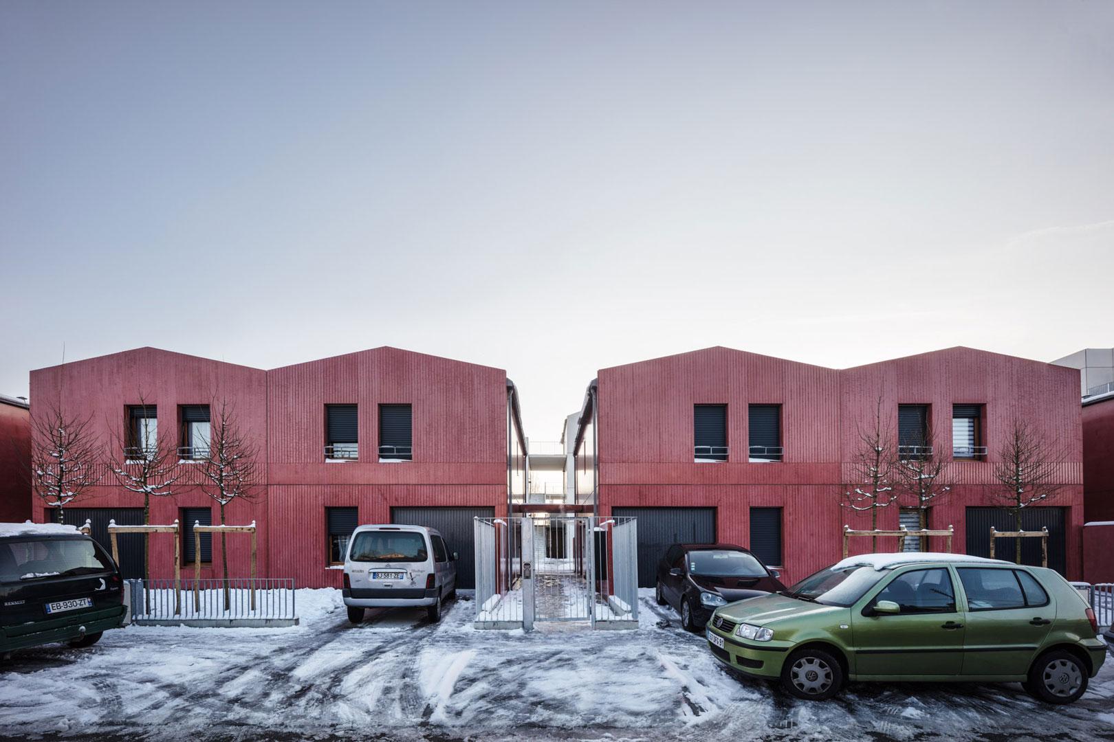 ANMA Morsang-sur-Orge Logements Progrès