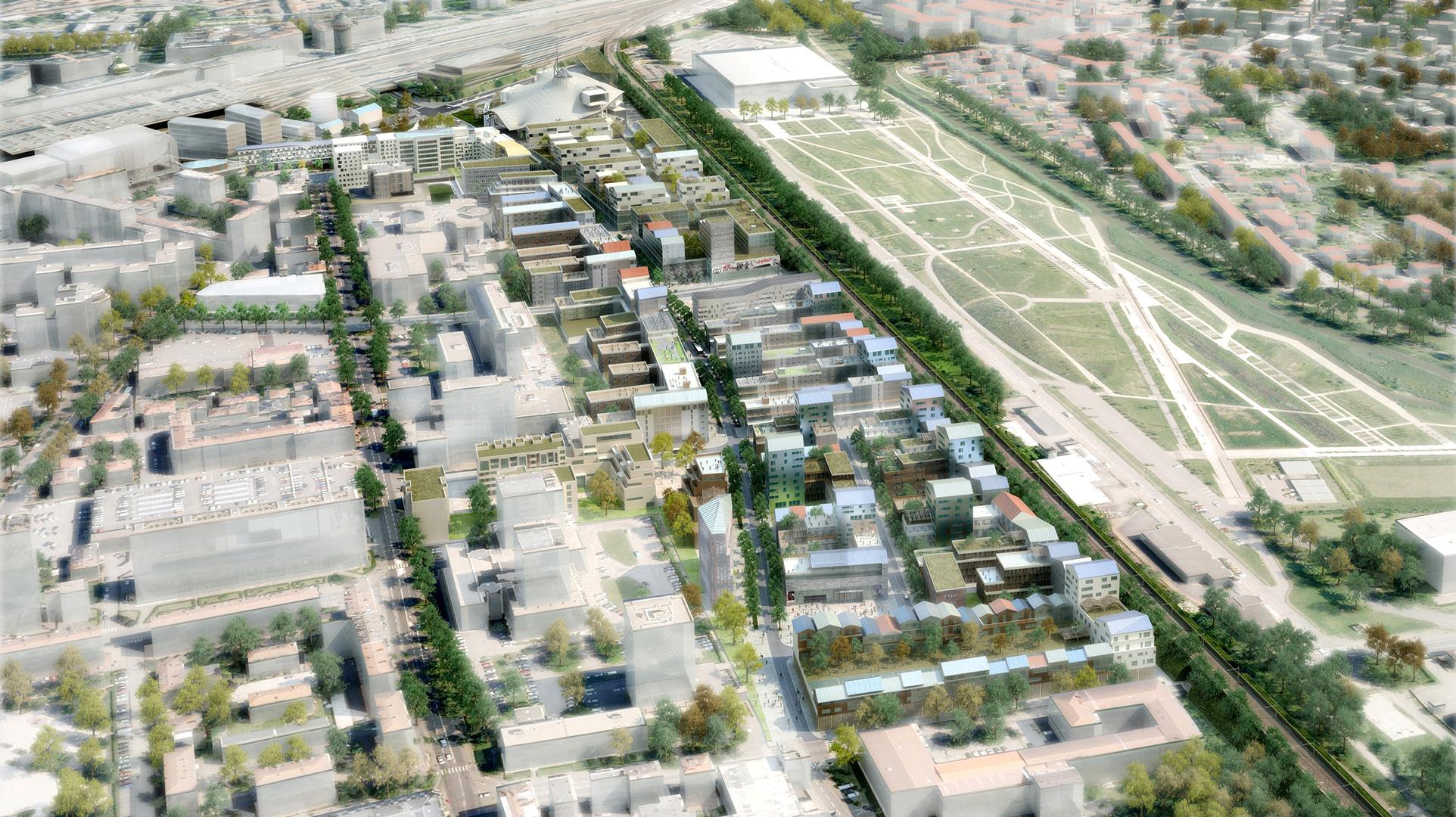 ANMA Metz Quartier de l'Amphithéâtre