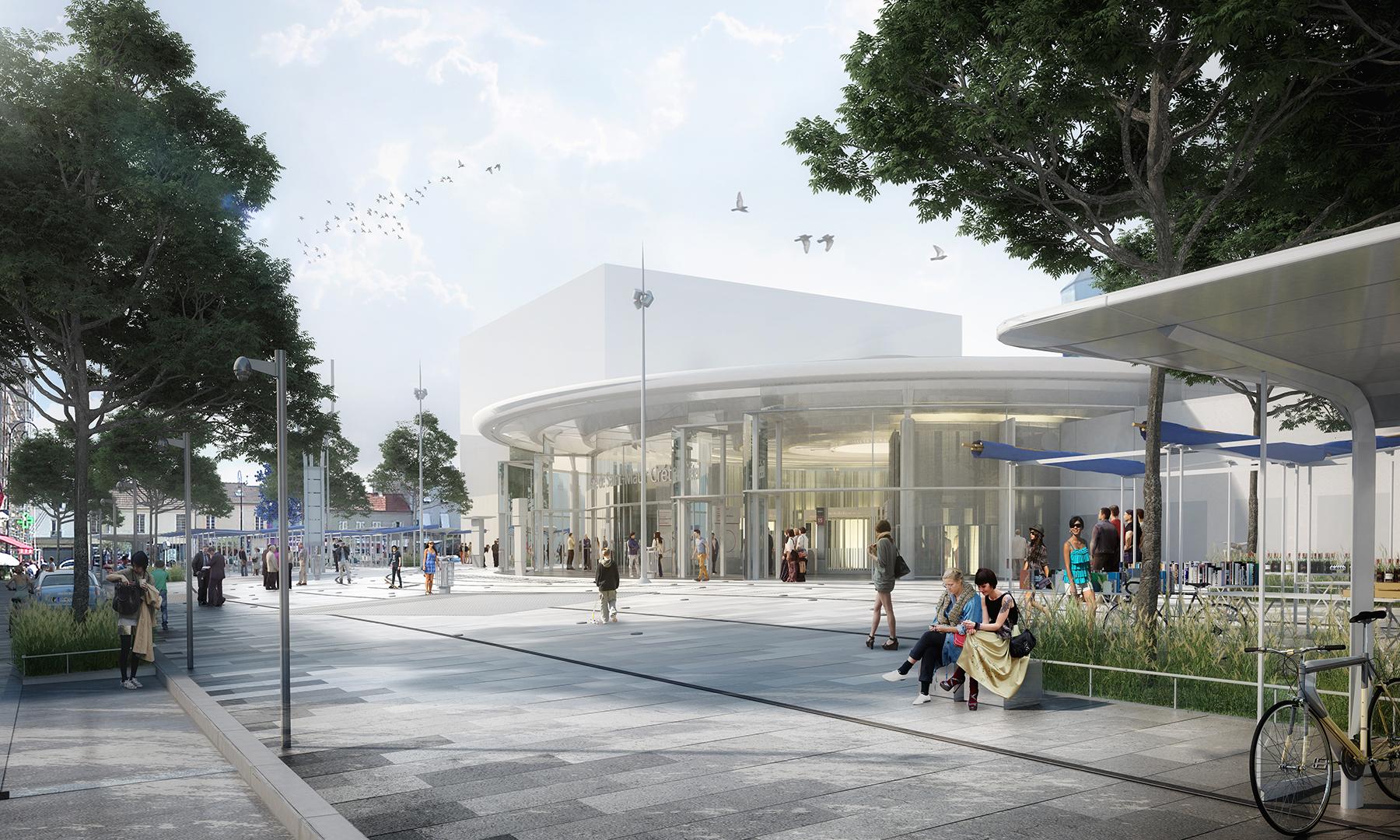 ANMA Saint-Maur Gare de Saint-Maur Créteil