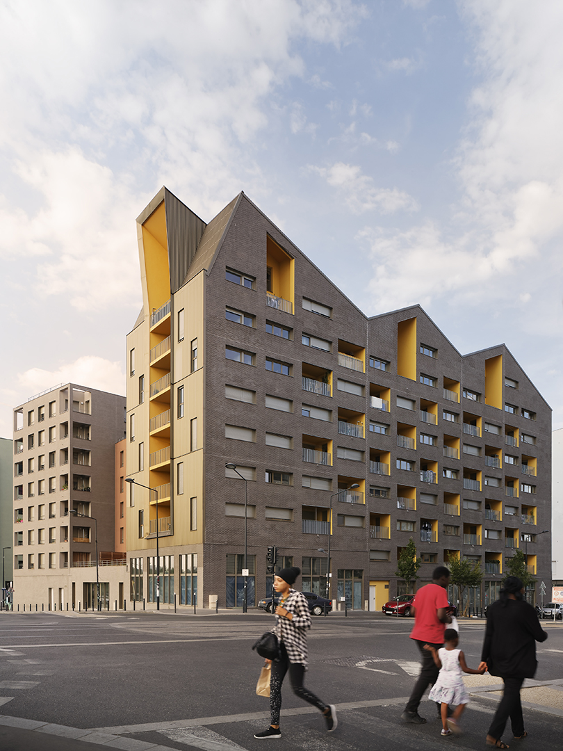 ANMA Saint-Denis Logements Confluence G