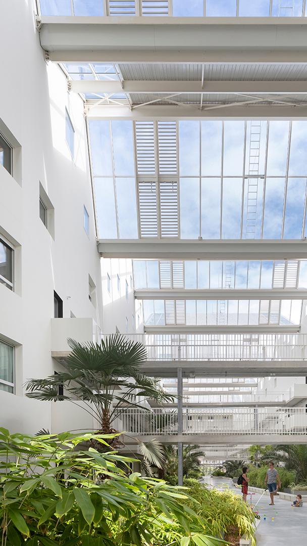 Logements Atrium