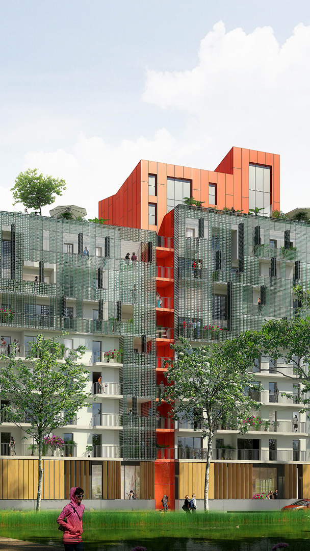 Logements Vallée de la Seine