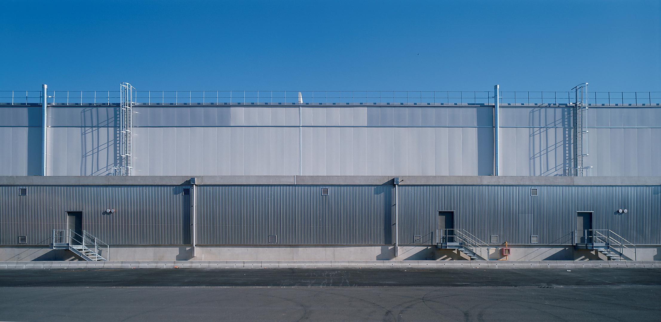 ANMA Bonneuil-sur-Marne Entrepôt du Port Autonome