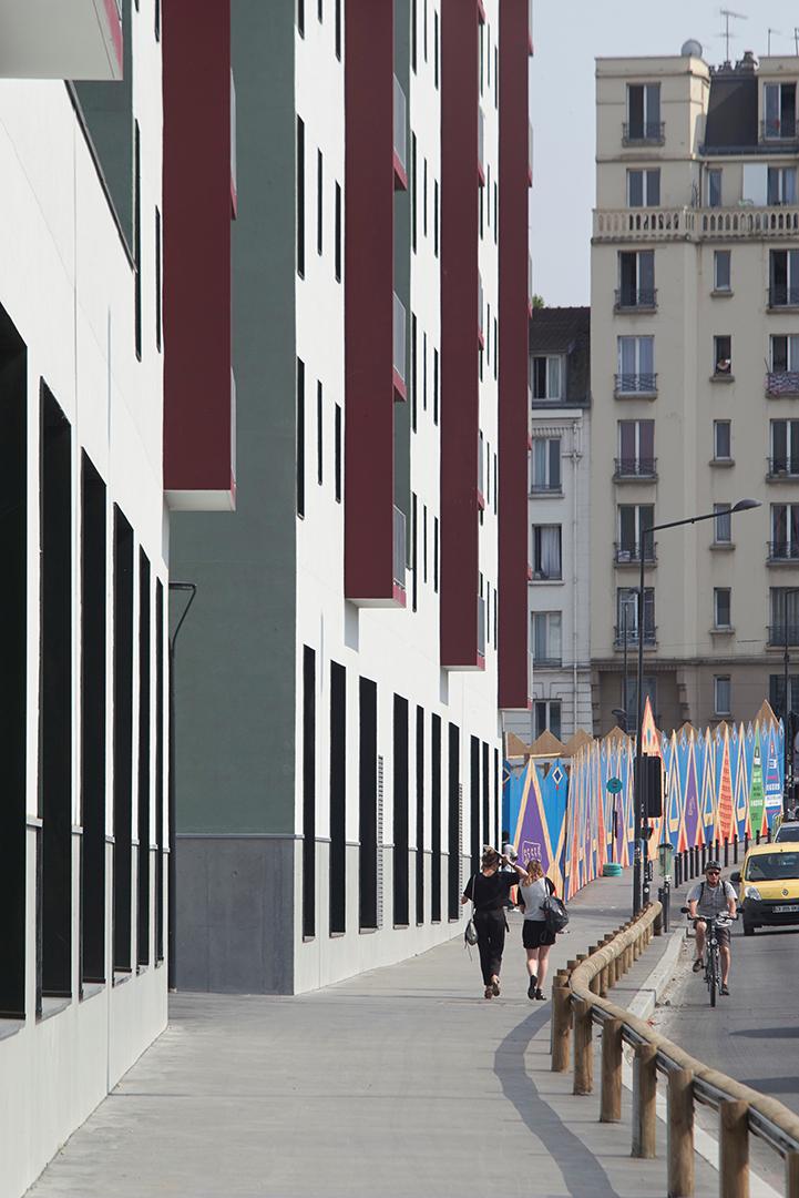 ANMA Saint-Denis Logements Confluence C et D