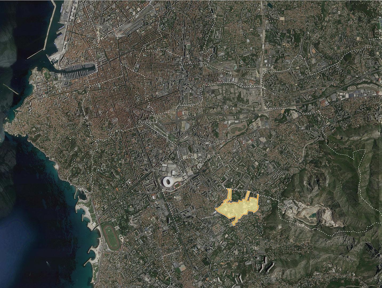 ANMA Marseille Vallon Régny