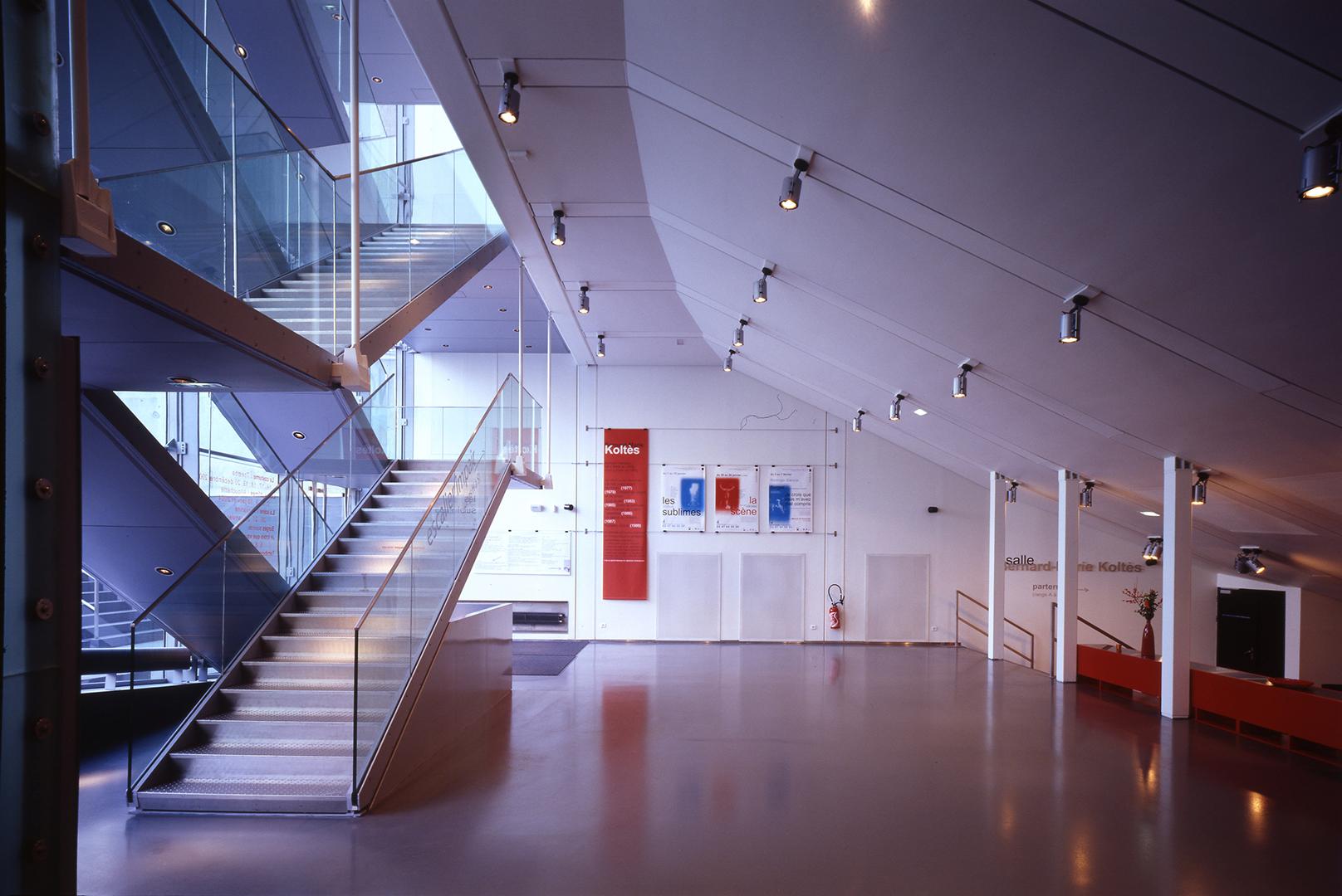 ANMA Tours Centre Dramatique Régional