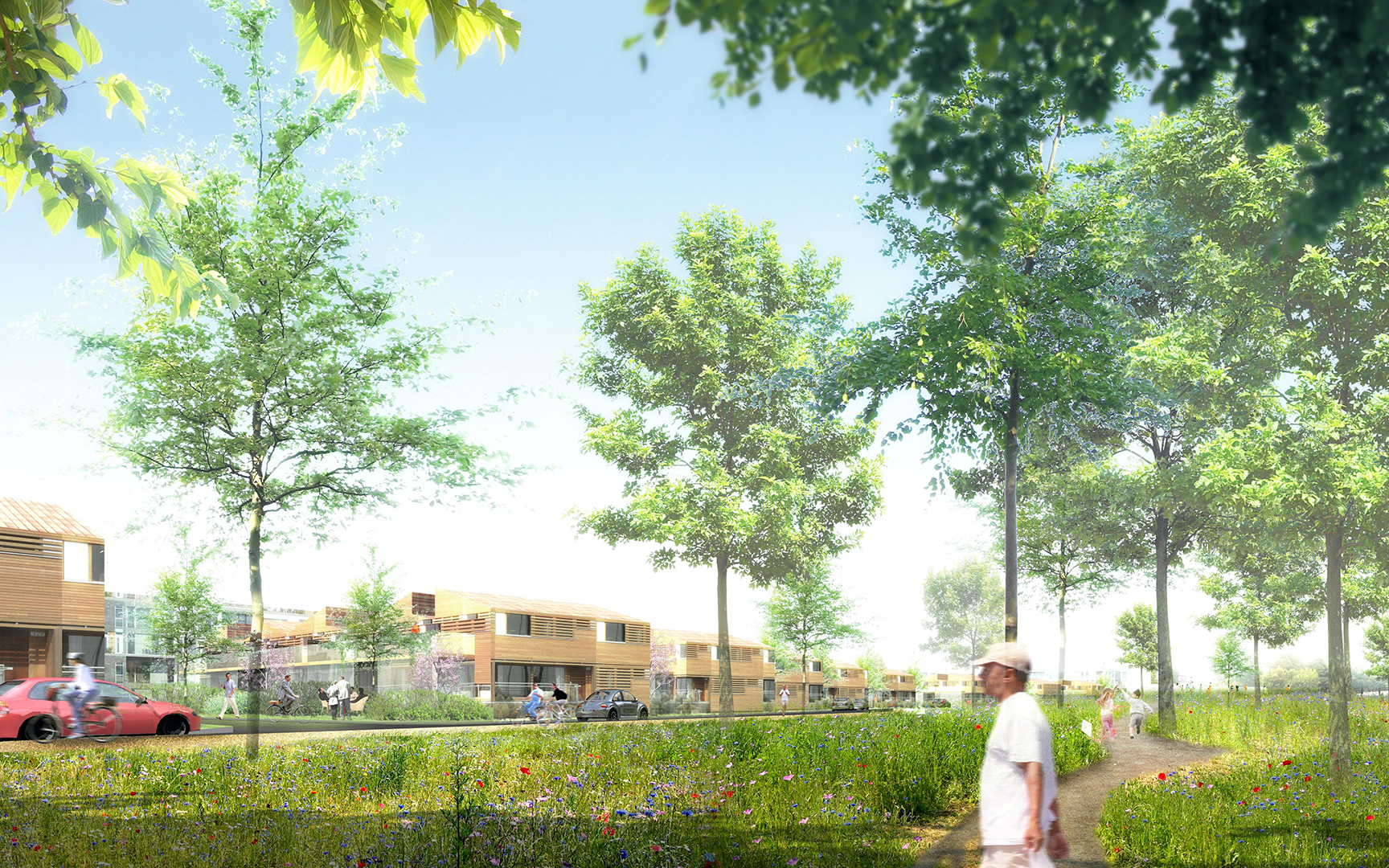 ANMA Reims Quartier de la 12e Escadre