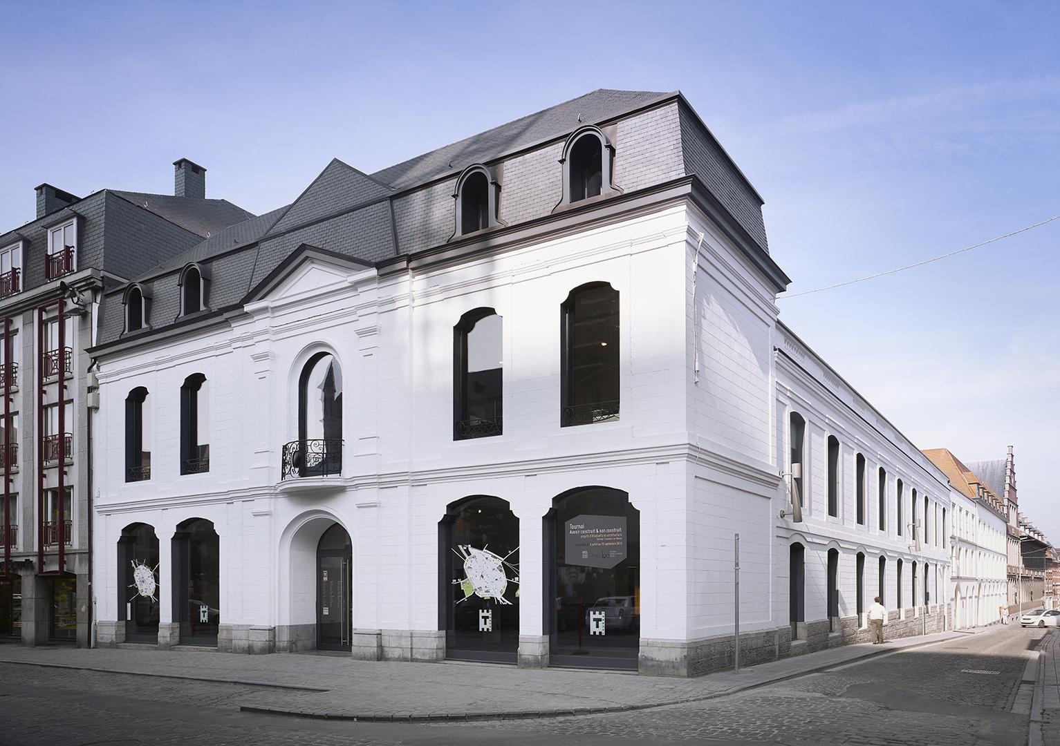 ANMA Tournai Office du Tourisme