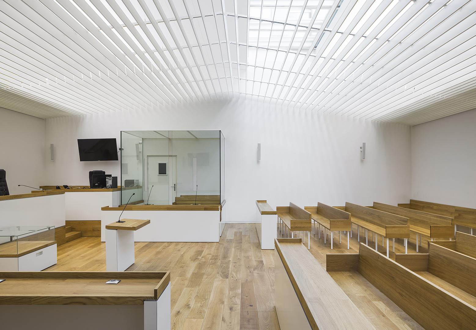 ANMA Limoges Palais de Justice