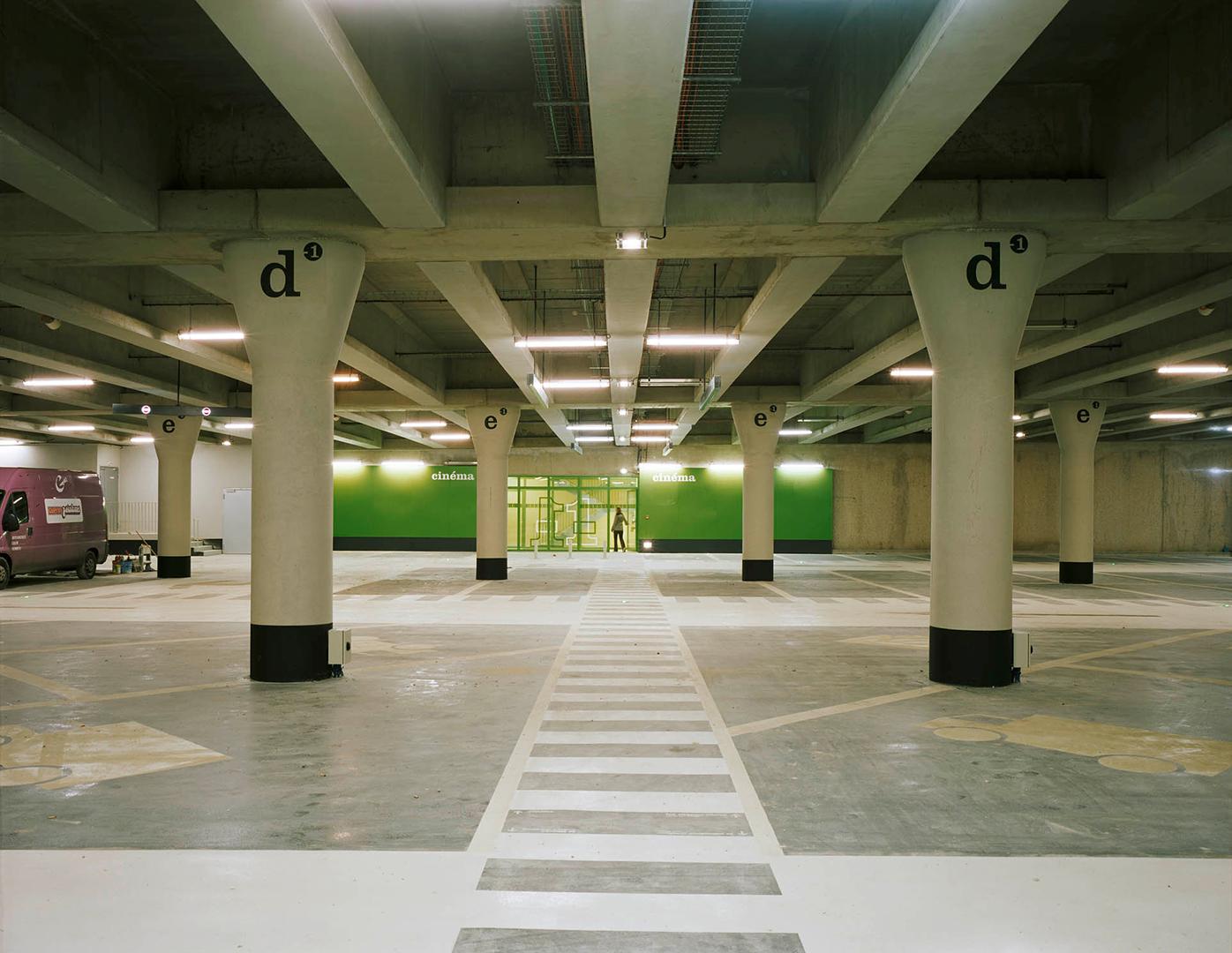 ANMA Rennes Parking Charles-de-Gaulle