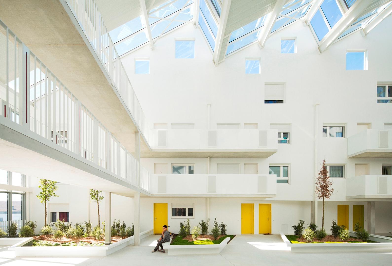 ANMA Bordeaux Logements Atrium