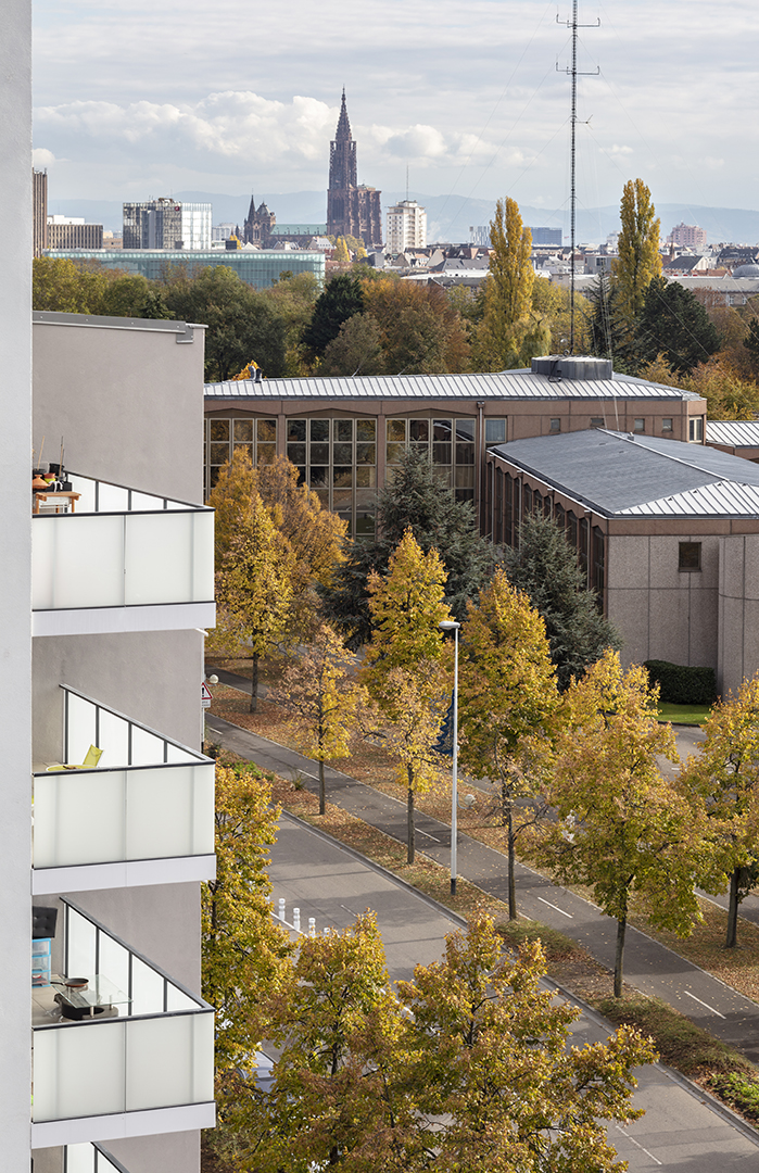 ANMA Strasbourg Logements Rotonde