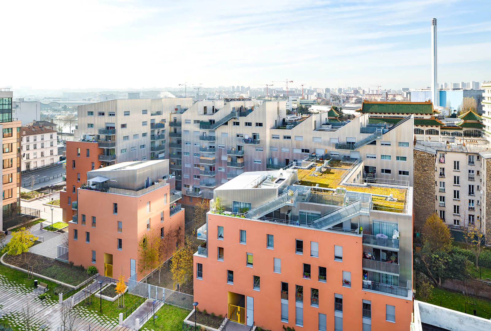 ANMA Alfortville Logements Bords de Marne
