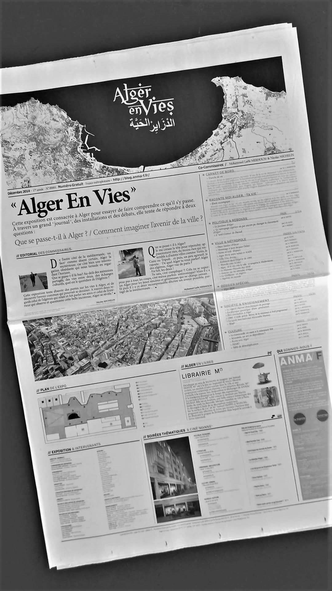 Alger en Vies