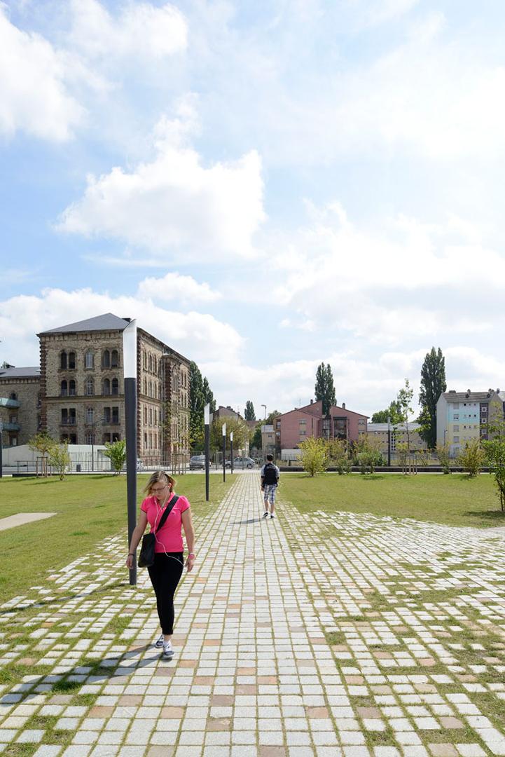 ANMA Mulhouse Quartier Vauban