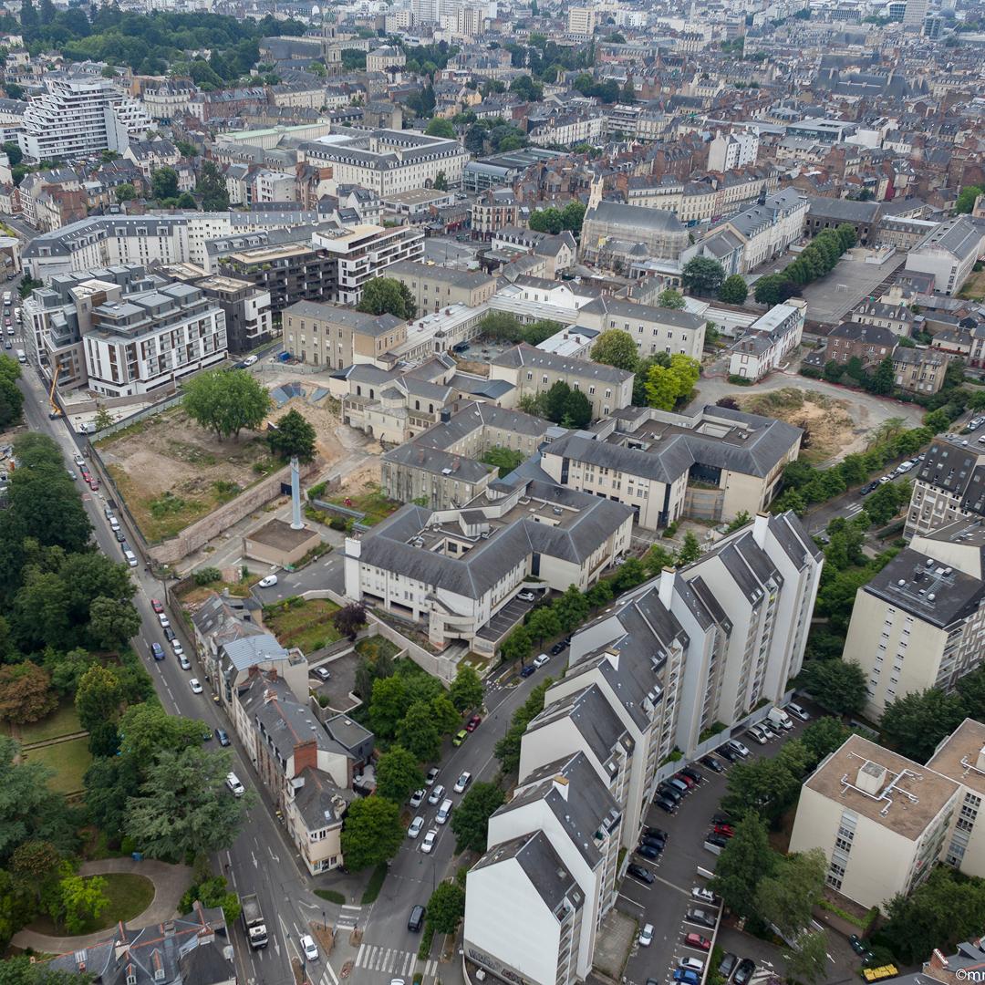 Rennes : Gestion des eaux primée