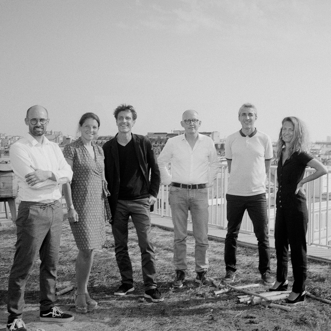 Transmission : Nouvelle équipe