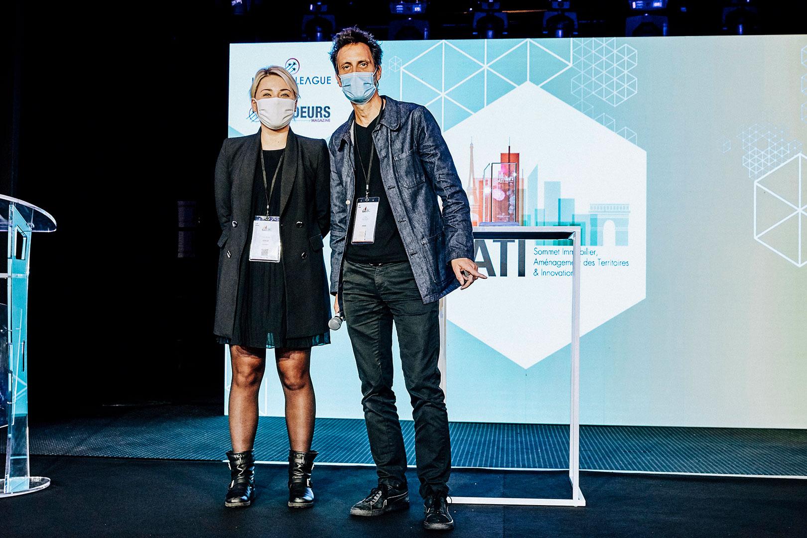 ANMA SIATI 2020 Prix de la réalisation la plus innovante