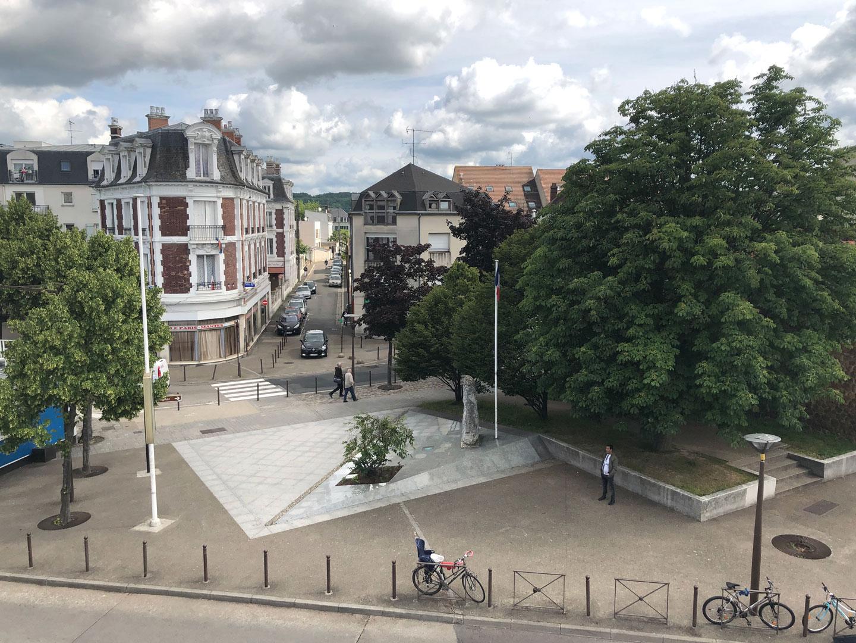 ANMA Mantes-la-Jolie Mantes Quartier Gare